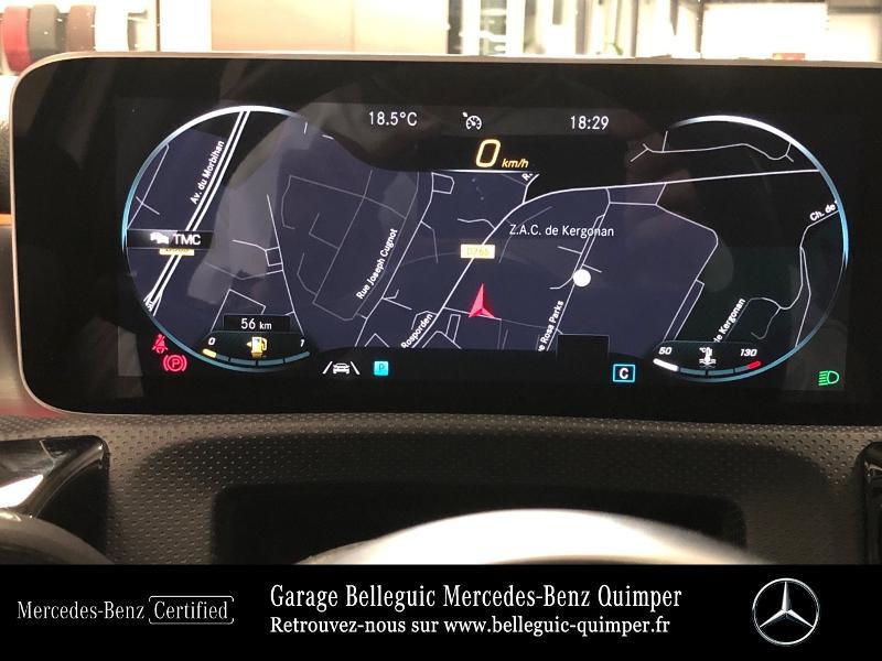 Photo 27 de l'offre de MERCEDES-BENZ Classe A 180 136ch AMG Line à 34490€ chez Garage Belleguic - Mercedes-Benz Quimper