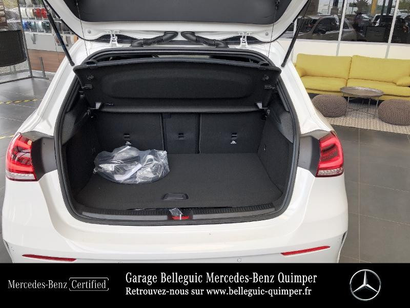 Photo 12 de l'offre de MERCEDES-BENZ Classe A 250 e 160+102ch AMG Line 8G-DCT à 42999€ chez Garage Belleguic - Mercedes-Benz Quimper