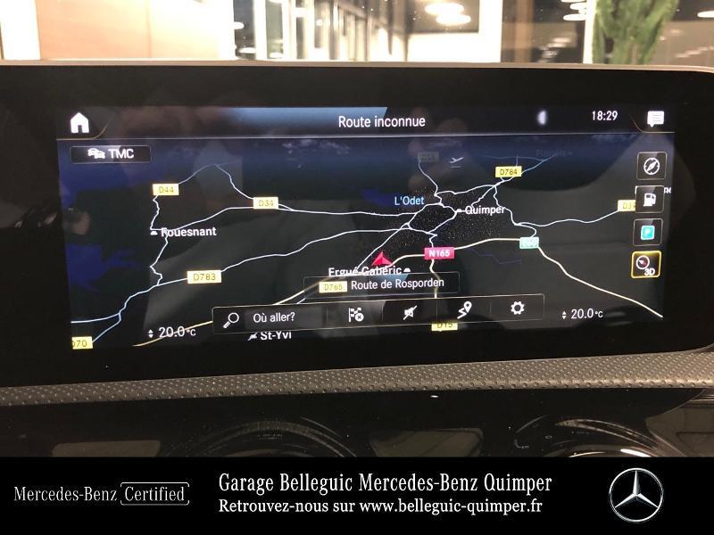 Photo 28 de l'offre de MERCEDES-BENZ Classe A 180 136ch AMG Line à 34490€ chez Garage Belleguic - Mercedes-Benz Quimper