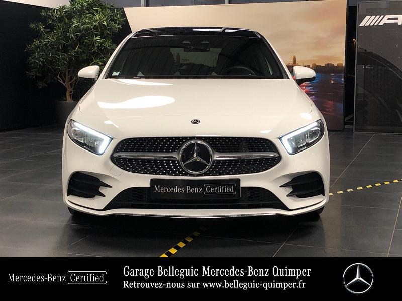 Photo 5 de l'offre de MERCEDES-BENZ Classe A 180 136ch AMG Line à 34490€ chez Garage Belleguic - Mercedes-Benz Quimper