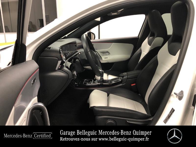 Photo 18 de l'offre de MERCEDES-BENZ Classe A 180 136ch AMG Line à 34490€ chez Garage Belleguic - Mercedes-Benz Quimper