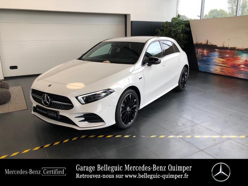 Photo 17 de l'offre de MERCEDES-BENZ Classe A 250 e 160+102ch AMG Line 8G-DCT à 42999€ chez Garage Belleguic - Mercedes-Benz Quimper