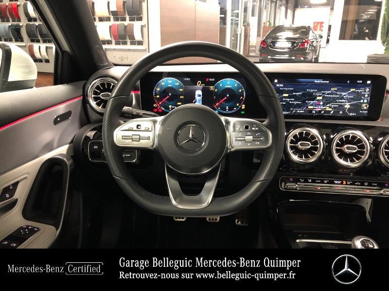 Photo 7 de l'offre de MERCEDES-BENZ Classe A 180 136ch AMG Line à 34490€ chez Garage Belleguic - Mercedes-Benz Quimper