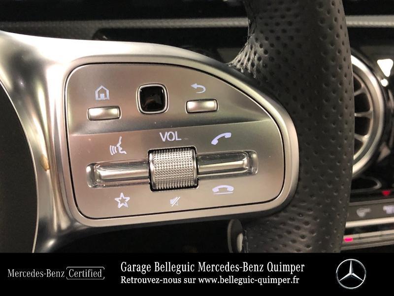 Photo 23 de l'offre de MERCEDES-BENZ Classe A 180 136ch AMG Line à 34490€ chez Garage Belleguic - Mercedes-Benz Quimper