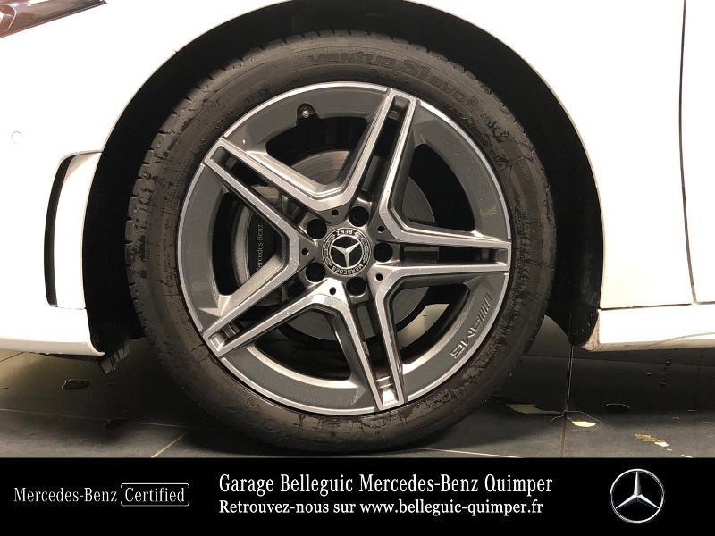 Photo 13 de l'offre de MERCEDES-BENZ Classe A 180 136ch AMG Line à 34490€ chez Garage Belleguic - Mercedes-Benz Quimper
