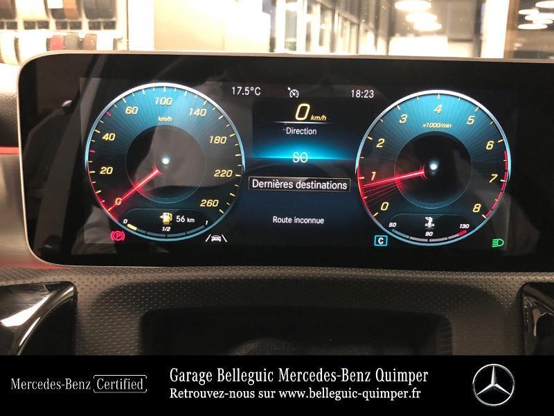 Photo 9 de l'offre de MERCEDES-BENZ Classe A 180 136ch AMG Line à 34490€ chez Garage Belleguic - Mercedes-Benz Quimper