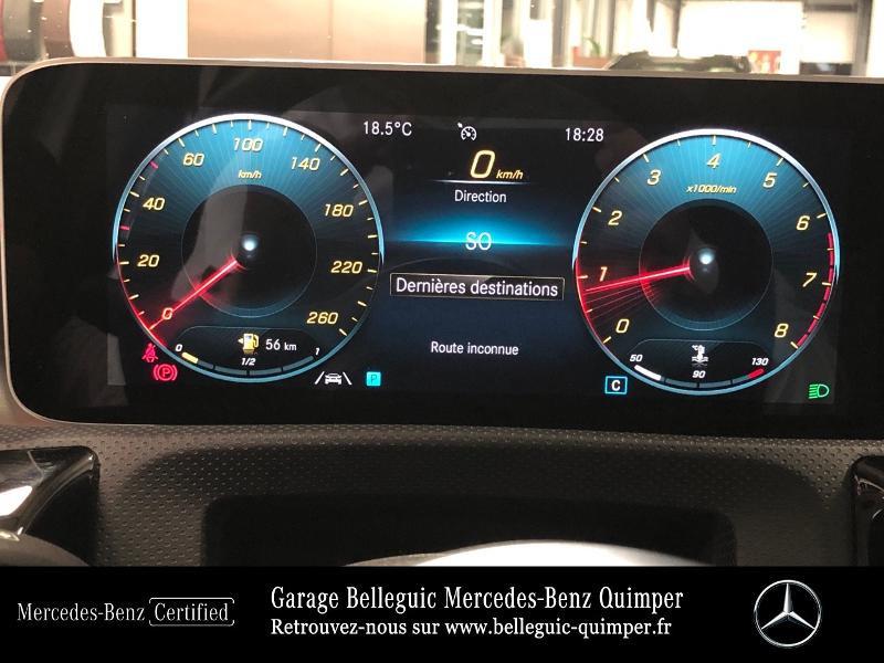 Photo 25 de l'offre de MERCEDES-BENZ Classe A 180 136ch AMG Line à 34490€ chez Garage Belleguic - Mercedes-Benz Quimper