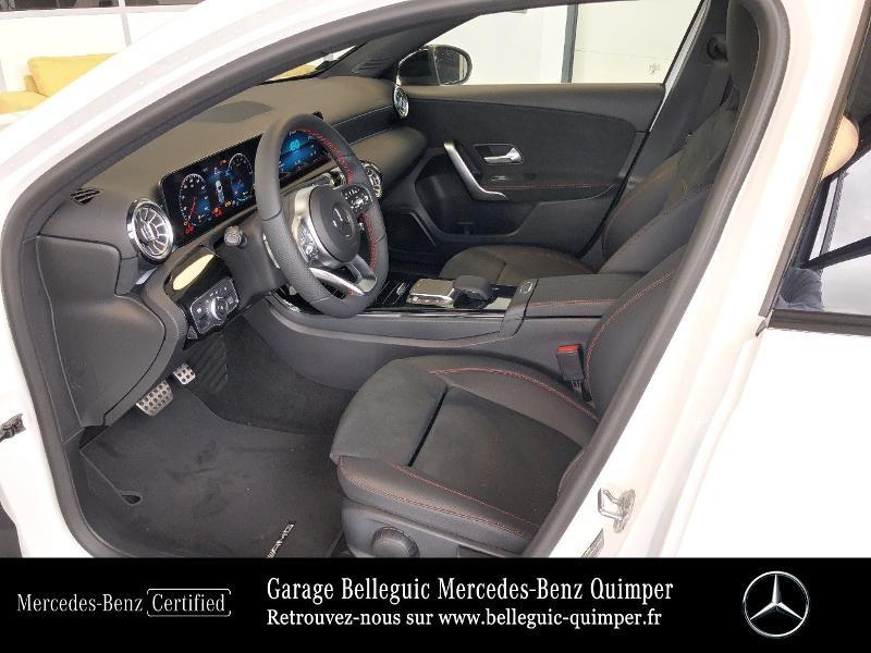 Photo 7 de l'offre de MERCEDES-BENZ Classe A 250 e 160+102ch AMG Line 8G-DCT à 42999€ chez Garage Belleguic - Mercedes-Benz Quimper