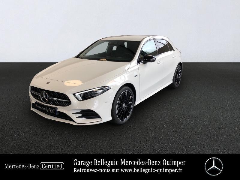Photo 1 de l'offre de MERCEDES-BENZ Classe A 250 e 160+102ch AMG Line 8G-DCT à 42999€ chez Garage Belleguic - Mercedes-Benz Quimper