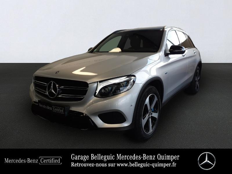 Photo 1 de l'offre de MERCEDES-BENZ GLC 350 e 211+116ch Fascination 4Matic 7G-Tronic plus à 41490€ chez Garage Belleguic - Mercedes-Benz Quimper