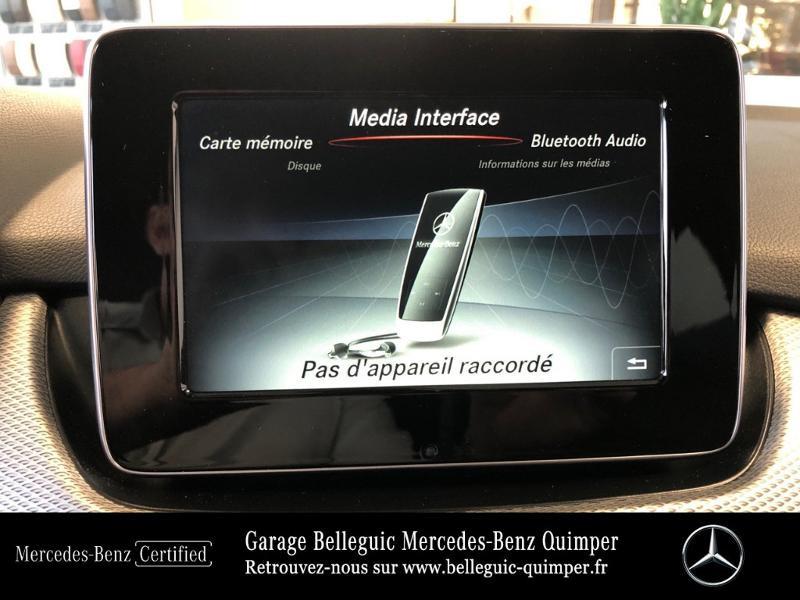 Photo 26 de l'offre de MERCEDES-BENZ Classe B 160 d 90ch Sensation à 18590€ chez Garage Belleguic - Mercedes-Benz Quimper