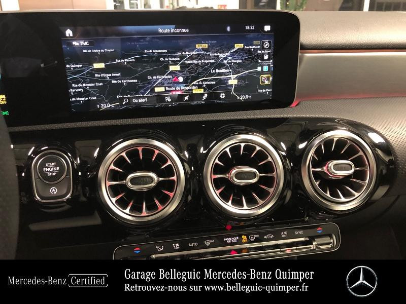 Photo 8 de l'offre de MERCEDES-BENZ Classe A 180 136ch AMG Line à 34490€ chez Garage Belleguic - Mercedes-Benz Quimper