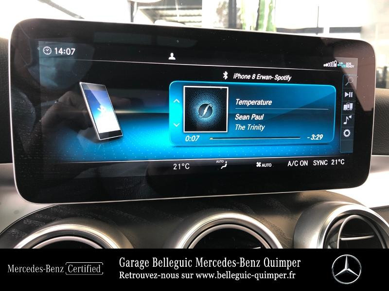 Photo 27 de l'offre de MERCEDES-BENZ Classe C Break 200 d 160ch AMG Line 9G-Tronic à 36390€ chez Garage Belleguic - Mercedes-Benz Quimper