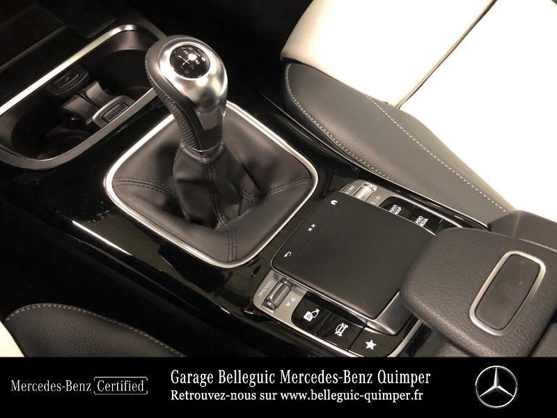 Photo 10 de l'offre de MERCEDES-BENZ Classe A 180 136ch AMG Line à 34490€ chez Garage Belleguic - Mercedes-Benz Quimper