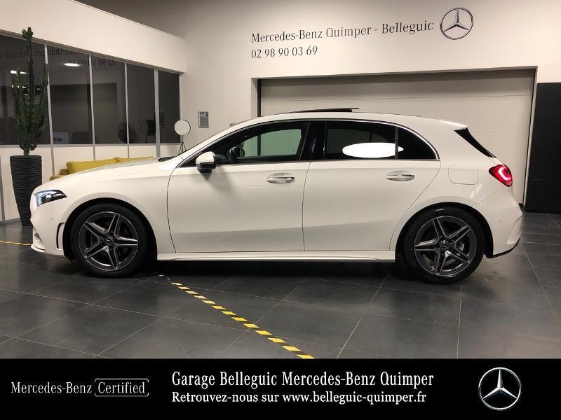 Photo 2 de l'offre de MERCEDES-BENZ Classe A 180 136ch AMG Line à 34490€ chez Garage Belleguic - Mercedes-Benz Quimper
