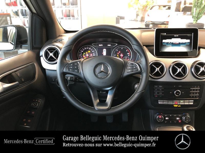 Photo 7 de l'offre de MERCEDES-BENZ Classe B 160 d 90ch Sensation à 18590€ chez Garage Belleguic - Mercedes-Benz Quimper