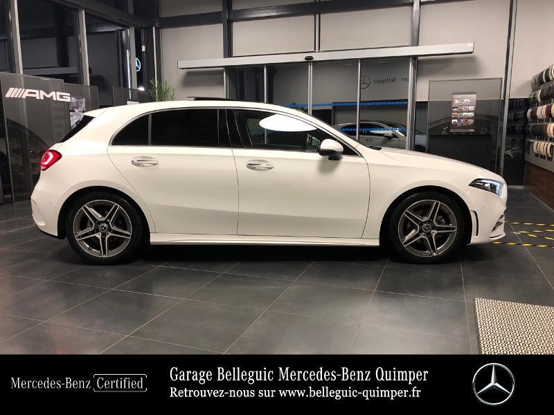 Photo 4 de l'offre de MERCEDES-BENZ Classe A 180 136ch AMG Line à 34490€ chez Garage Belleguic - Mercedes-Benz Quimper