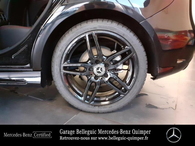 Photo 16 de l'offre de MERCEDES-BENZ Classe B 200 d Fascination 7G-DCT à 24290€ chez Garage Belleguic - Mercedes-Benz Quimper