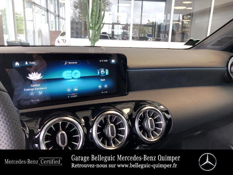 Photo 8 de l'offre de MERCEDES-BENZ Classe A 250 e 160+102ch AMG Line 8G-DCT à 42999€ chez Garage Belleguic - Mercedes-Benz Quimper