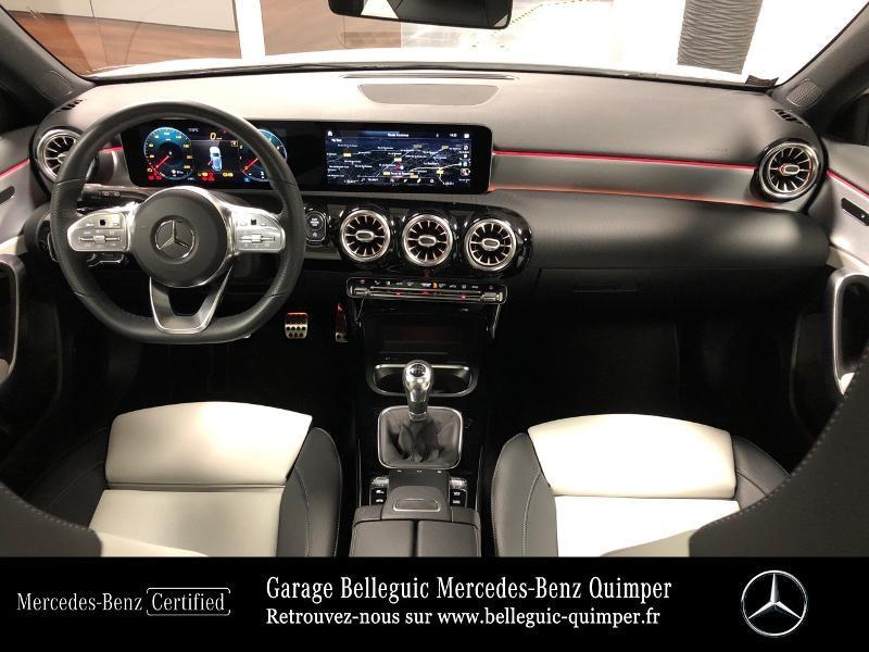Photo 6 de l'offre de MERCEDES-BENZ Classe A 180 136ch AMG Line à 34490€ chez Garage Belleguic - Mercedes-Benz Quimper