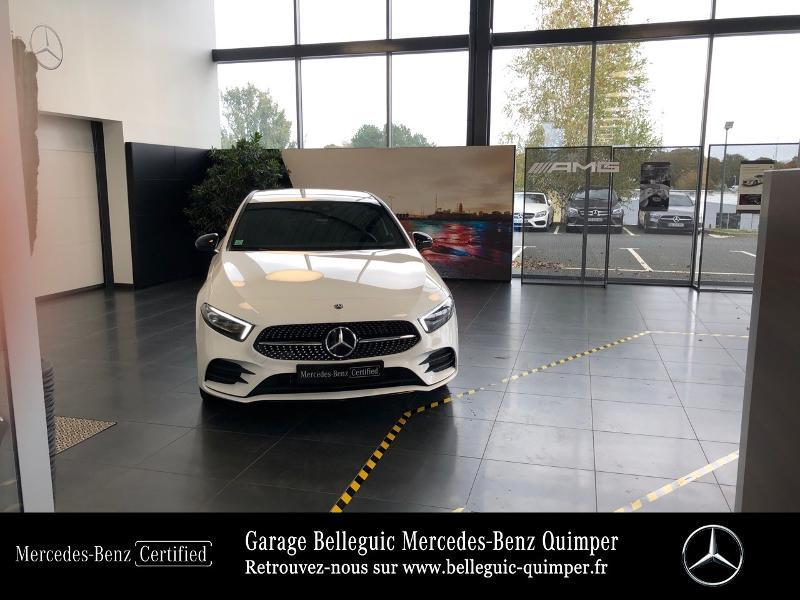 Photo 6 de l'offre de MERCEDES-BENZ Classe A 250 e 160+102ch AMG Line 8G-DCT à 42999€ chez Garage Belleguic - Mercedes-Benz Quimper