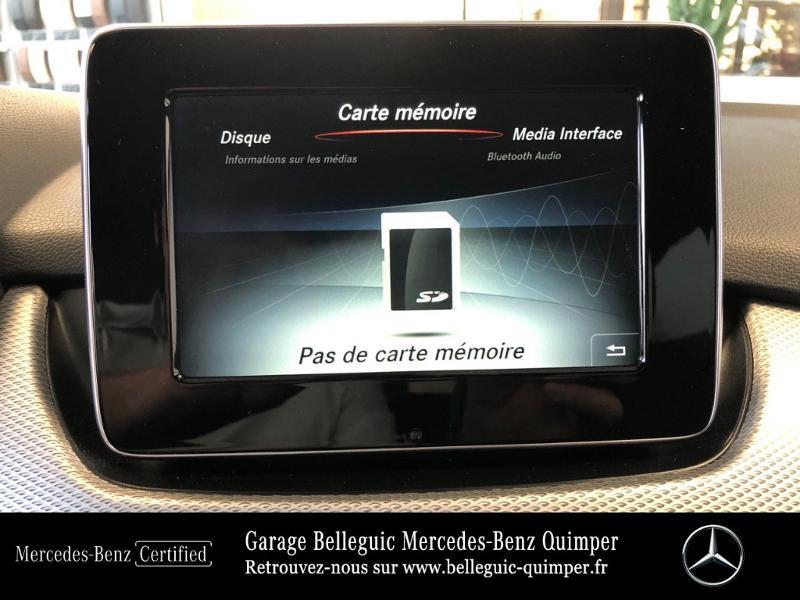 Photo 28 de l'offre de MERCEDES-BENZ Classe B 160 d 90ch Sensation à 18590€ chez Garage Belleguic - Mercedes-Benz Quimper