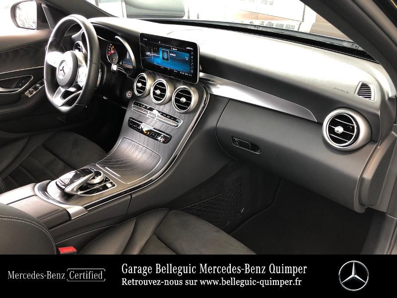 Photo 20 de l'offre de MERCEDES-BENZ Classe C Break 200 d 160ch AMG Line 9G-Tronic à 36390€ chez Garage Belleguic - Mercedes-Benz Quimper