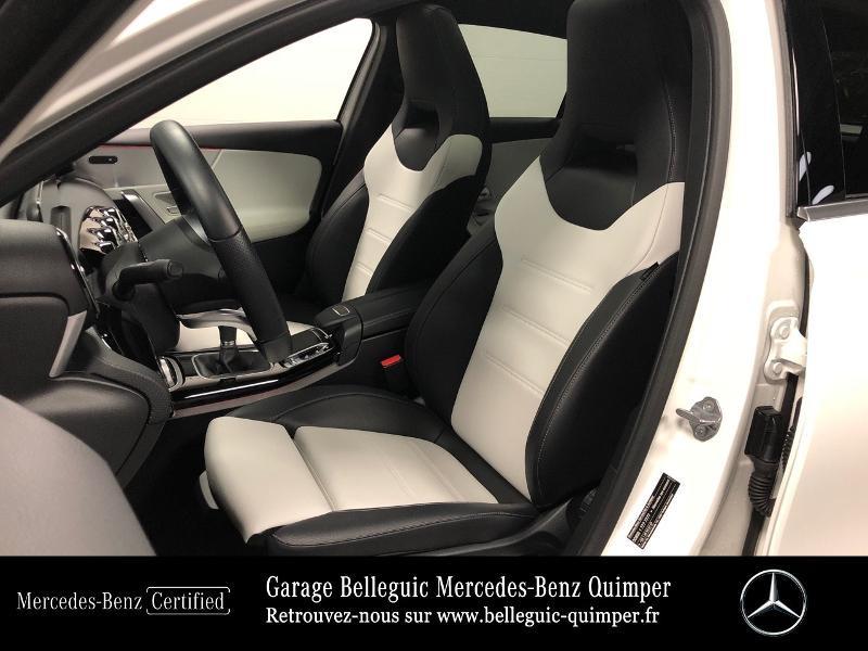 Photo 21 de l'offre de MERCEDES-BENZ Classe A 180 136ch AMG Line à 34490€ chez Garage Belleguic - Mercedes-Benz Quimper