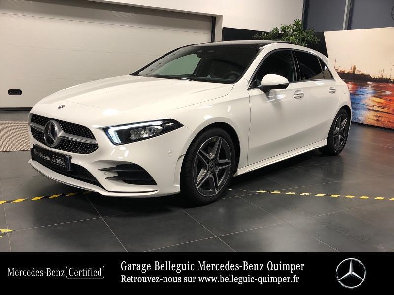 Photo 31 de l'offre de MERCEDES-BENZ Classe A 180 136ch AMG Line à 34490€ chez Garage Belleguic - Mercedes-Benz Quimper