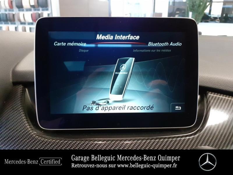 Photo 27 de l'offre de MERCEDES-BENZ Classe B 200 d Fascination 7G-DCT à 24290€ chez Garage Belleguic - Mercedes-Benz Quimper