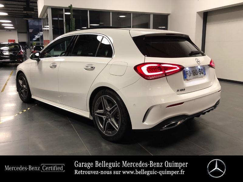 Photo 3 de l'offre de MERCEDES-BENZ Classe A 180 136ch AMG Line à 34490€ chez Garage Belleguic - Mercedes-Benz Quimper