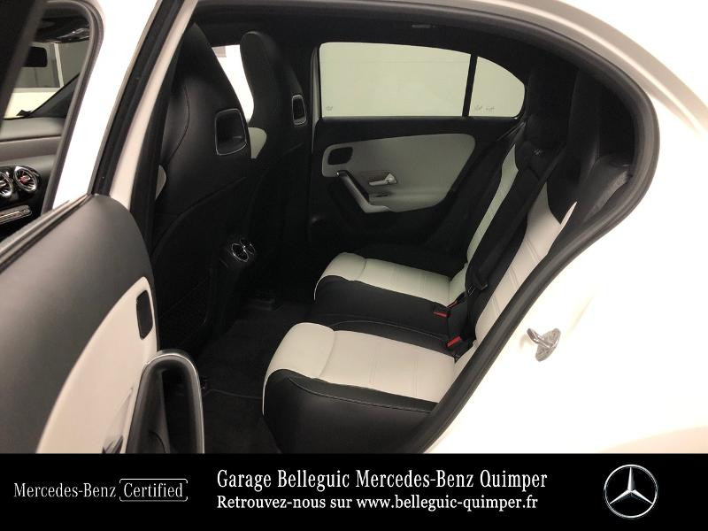Photo 11 de l'offre de MERCEDES-BENZ Classe A 180 136ch AMG Line à 34490€ chez Garage Belleguic - Mercedes-Benz Quimper