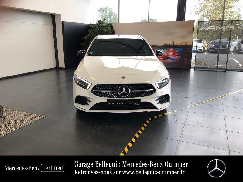 Photo 5 de l'offre de MERCEDES-BENZ Classe A 250 e 160+102ch AMG Line 8G-DCT à 42999€ chez Garage Belleguic - Mercedes-Benz Quimper