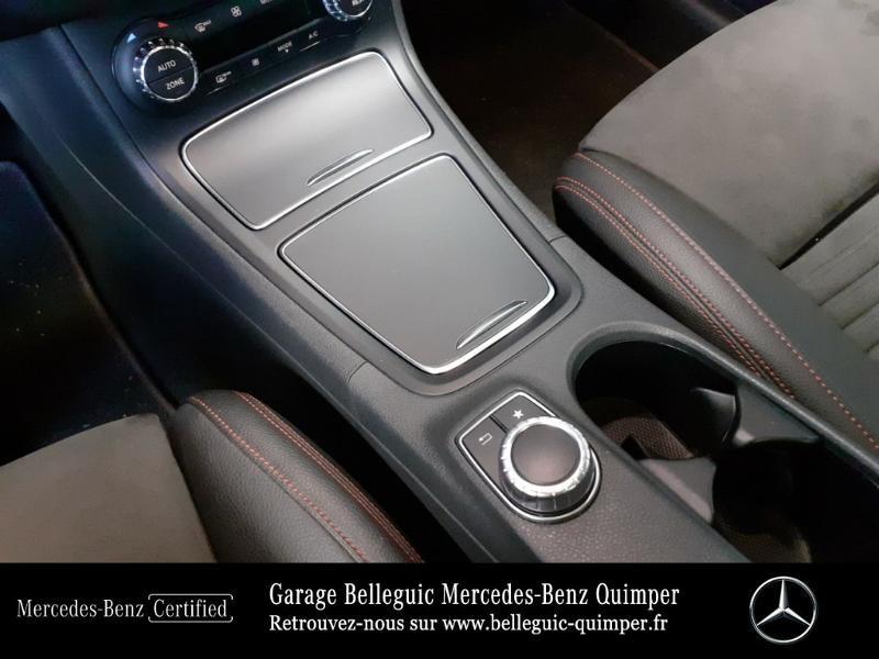 Photo 10 de l'offre de MERCEDES-BENZ Classe B 200 d Fascination 7G-DCT à 24290€ chez Garage Belleguic - Mercedes-Benz Quimper