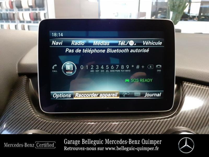 Photo 28 de l'offre de MERCEDES-BENZ Classe B 200 d Fascination 7G-DCT à 24290€ chez Garage Belleguic - Mercedes-Benz Quimper