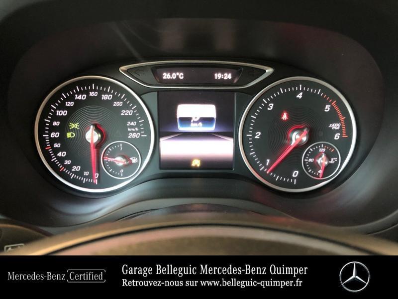 Photo 9 de l'offre de MERCEDES-BENZ Classe B 160 d 90ch Sensation à 18590€ chez Garage Belleguic - Mercedes-Benz Quimper