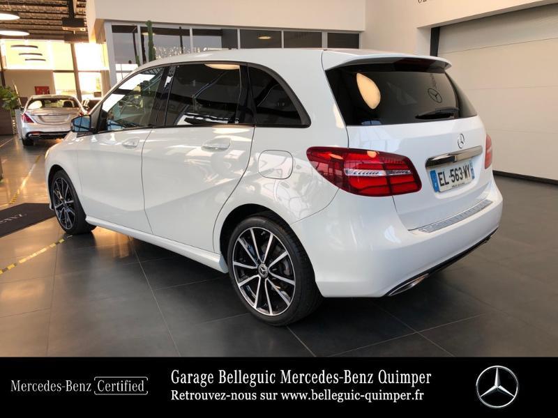 Photo 3 de l'offre de MERCEDES-BENZ Classe B 160 d 90ch Sensation à 18590€ chez Garage Belleguic - Mercedes-Benz Quimper