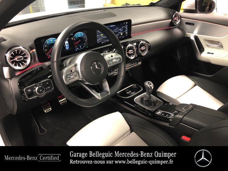 Photo 19 de l'offre de MERCEDES-BENZ Classe A 180 136ch AMG Line à 34490€ chez Garage Belleguic - Mercedes-Benz Quimper