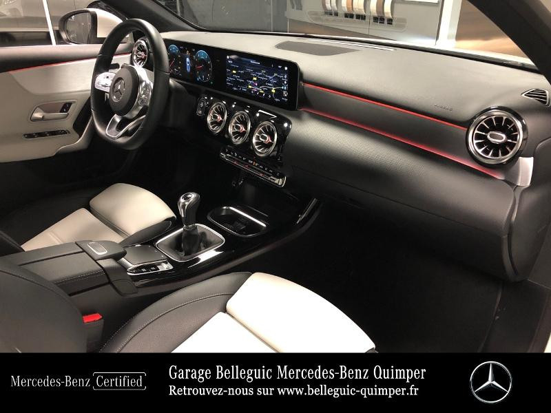 Photo 20 de l'offre de MERCEDES-BENZ Classe A 180 136ch AMG Line à 34490€ chez Garage Belleguic - Mercedes-Benz Quimper