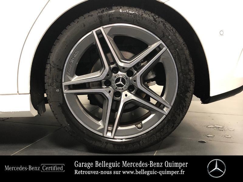 Photo 14 de l'offre de MERCEDES-BENZ Classe A 180 136ch AMG Line à 34490€ chez Garage Belleguic - Mercedes-Benz Quimper