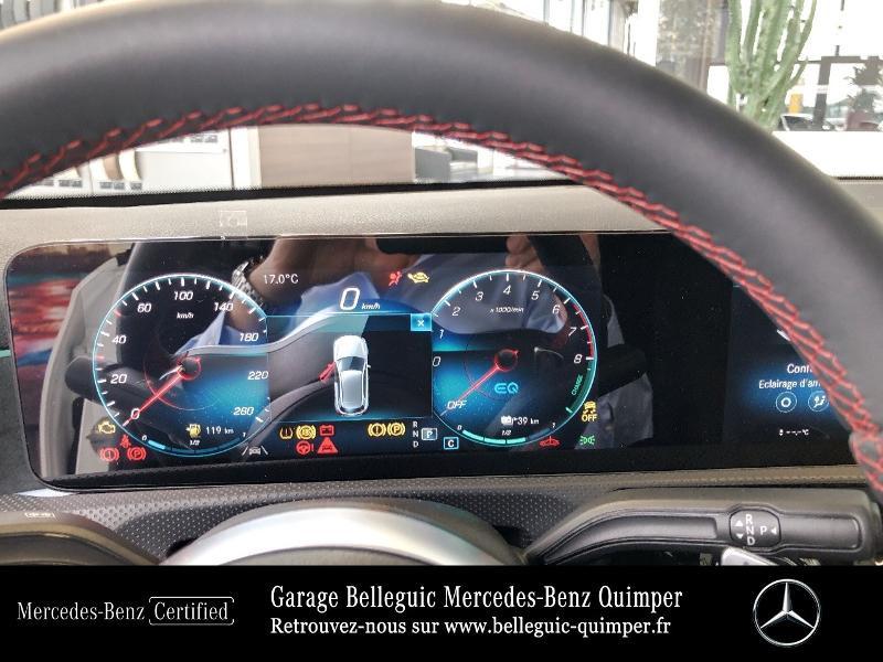 Photo 9 de l'offre de MERCEDES-BENZ Classe A 250 e 160+102ch AMG Line 8G-DCT à 42999€ chez Garage Belleguic - Mercedes-Benz Quimper