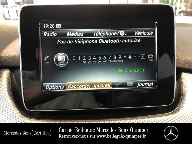 Photo 29 de l'offre de MERCEDES-BENZ Classe B 160 d 90ch Sensation à 18590€ chez Garage Belleguic - Mercedes-Benz Quimper