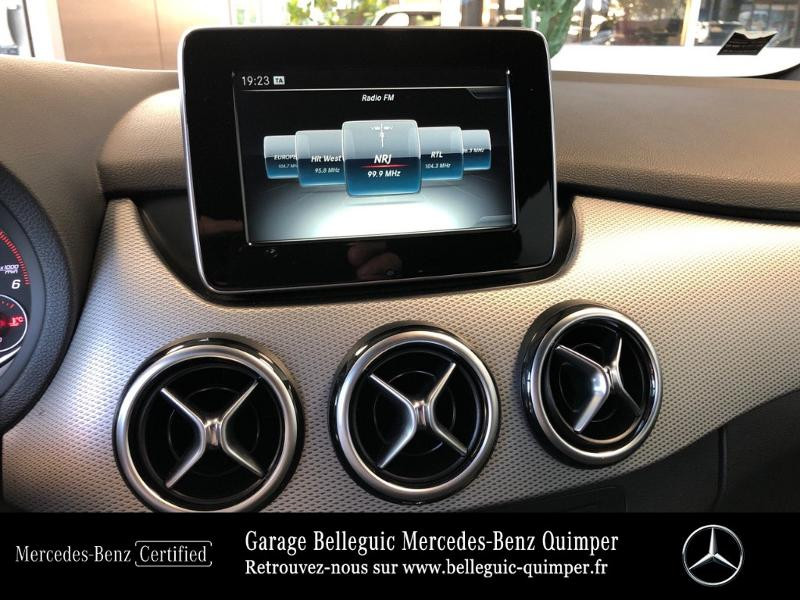 Photo 8 de l'offre de MERCEDES-BENZ Classe B 160 d 90ch Sensation à 18590€ chez Garage Belleguic - Mercedes-Benz Quimper