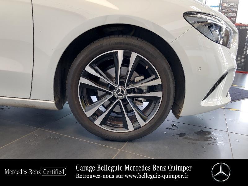 Photo 15 de l'offre de MERCEDES-BENZ Classe B 180 136ch Progressive Line à 30790€ chez Garage Belleguic - Mercedes-Benz Quimper