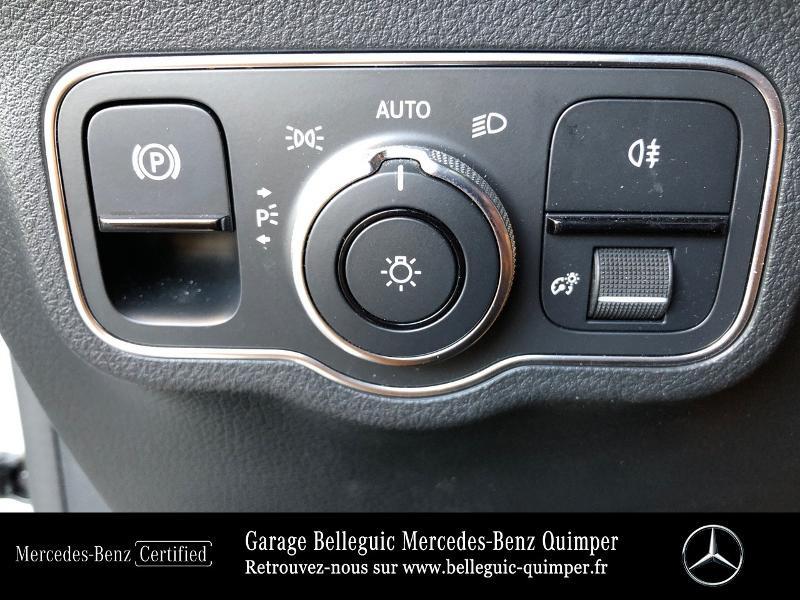 Photo 20 de l'offre de MERCEDES-BENZ Classe B 180 136ch Progressive Line à 30790€ chez Garage Belleguic - Mercedes-Benz Quimper