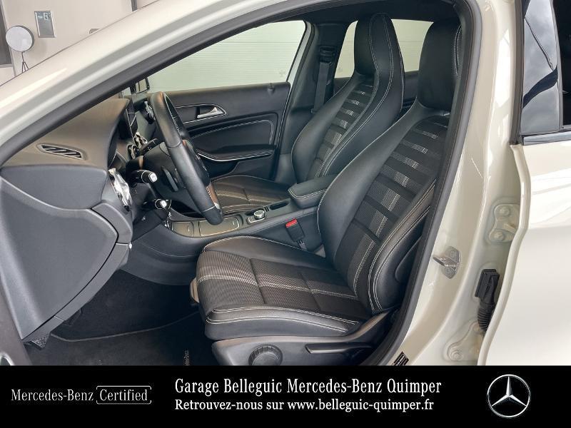 Photo 17 de l'offre de MERCEDES-BENZ Classe GLA 180 d Sensation 7G-DCT à 26390€ chez Garage Belleguic - Mercedes-Benz Quimper