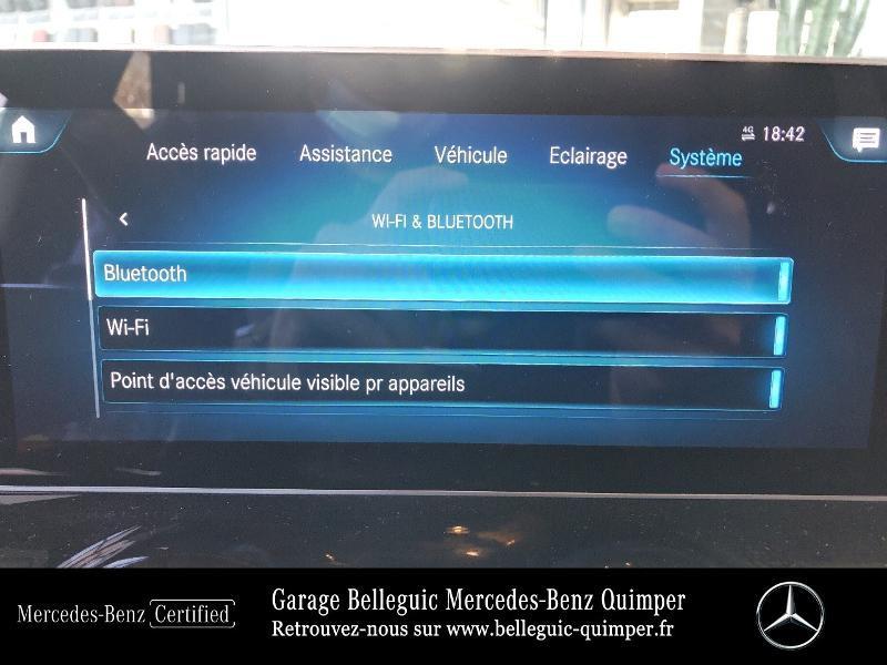 Photo 29 de l'offre de MERCEDES-BENZ Classe B 180 136ch Progressive Line à 30790€ chez Garage Belleguic - Mercedes-Benz Quimper