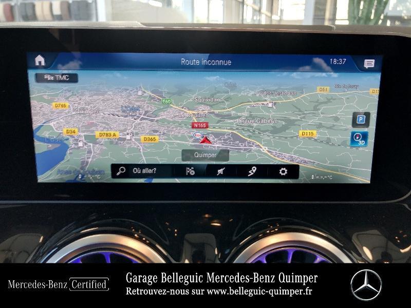 Photo 8 de l'offre de MERCEDES-BENZ Classe B 180 136ch Progressive Line à 30790€ chez Garage Belleguic - Mercedes-Benz Quimper