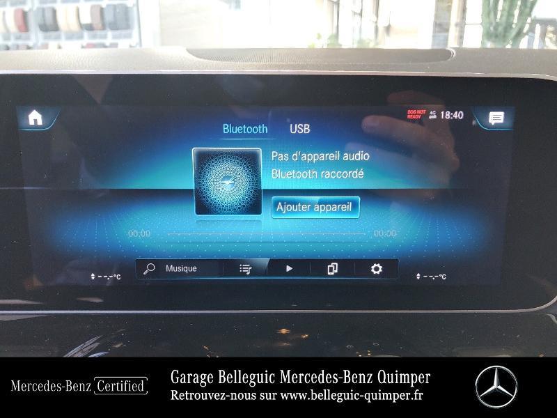 Photo 21 de l'offre de MERCEDES-BENZ Classe B 180 136ch Progressive Line à 30790€ chez Garage Belleguic - Mercedes-Benz Quimper