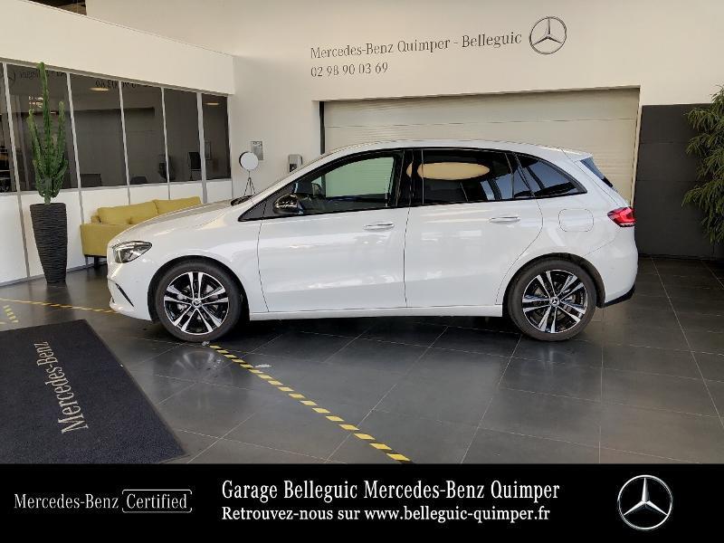 Photo 2 de l'offre de MERCEDES-BENZ Classe B 180 136ch Progressive Line à 30790€ chez Garage Belleguic - Mercedes-Benz Quimper